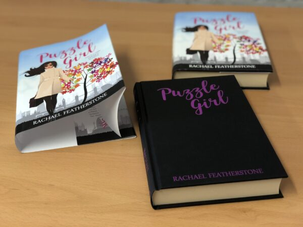 hardback book made from digital book printing